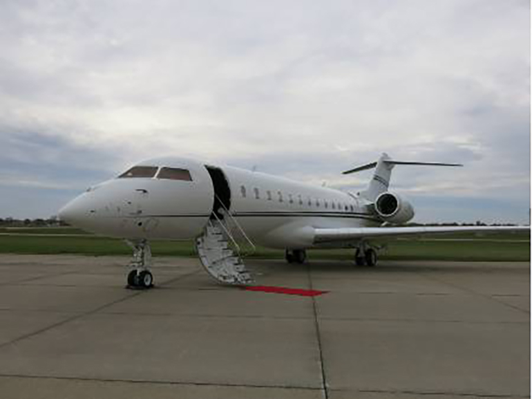 2013 Bombardier Global 6000