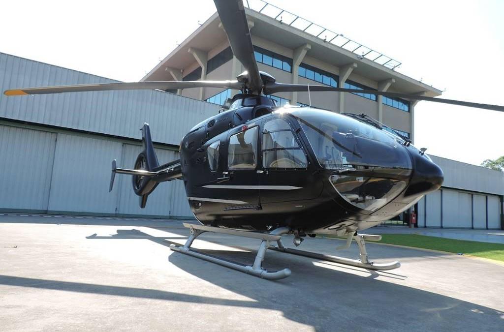AIRBUS EC135 P2E (2012)