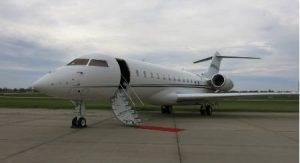 Bombardier Global 6000 - long range comfort