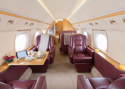 Gulfstream GIV-SP N104AD