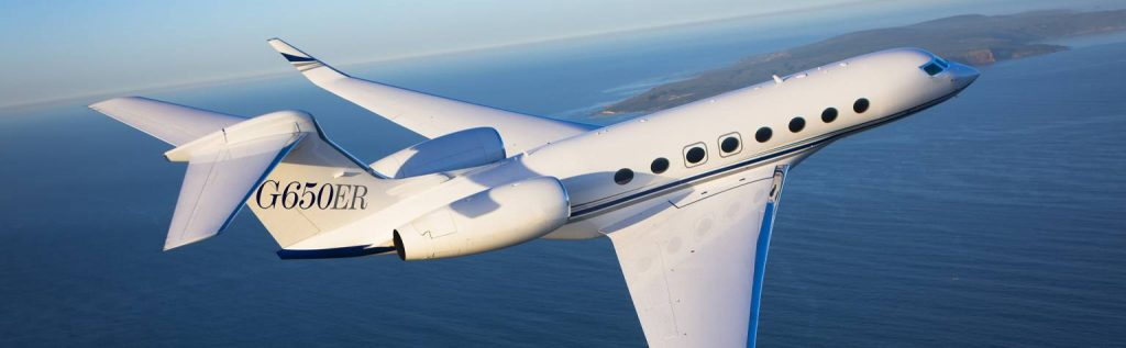 Gulfstream G650ER Sets a New City-Pair Record