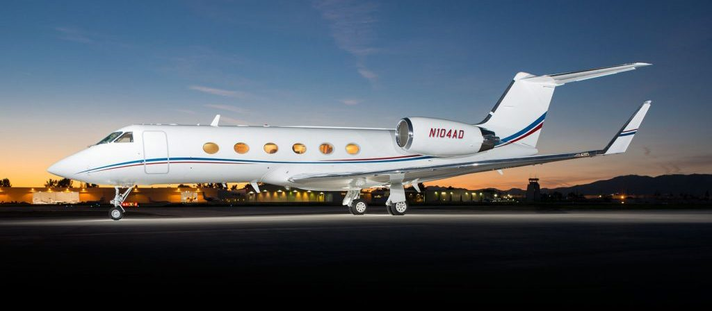 Gulfstream G-IV SP Offers Intercontinental Luxury