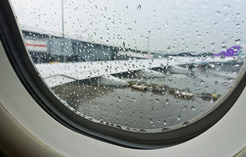 Do You Know Whether You Should Fly or Stay Put in Bad Weather?