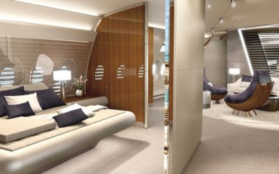 Opulence in Private Aircraft Reaches New Heights