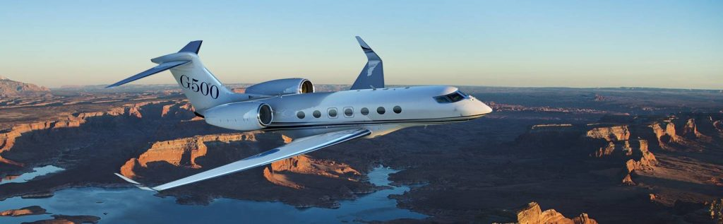 Get a Sneak Peak of Gulfstream's Latest Aircraft