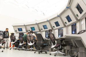 Air Traffic Controllers Monitors