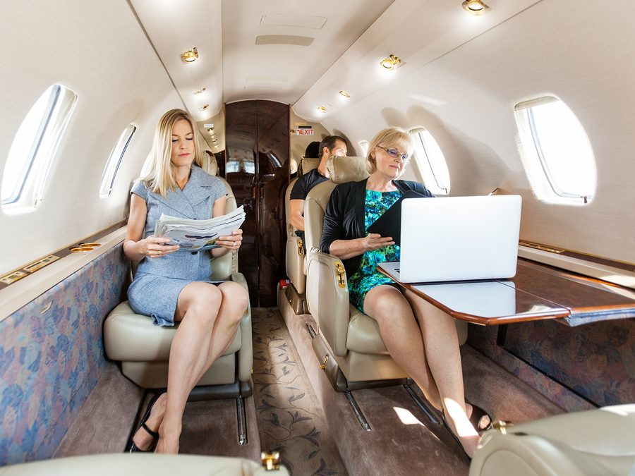Get the Private Jet Space You Need