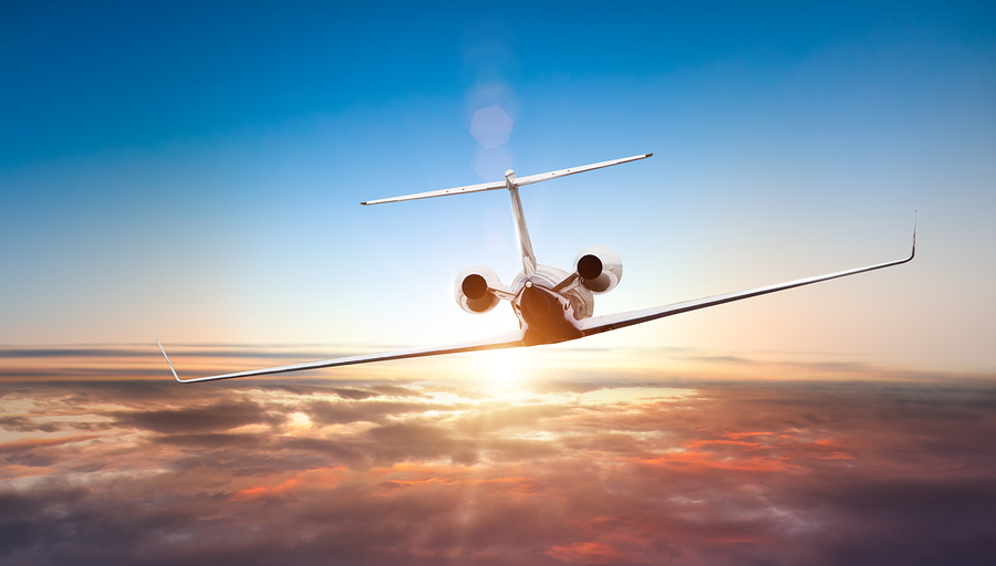 Tailwind Propels Business Aviation in North America