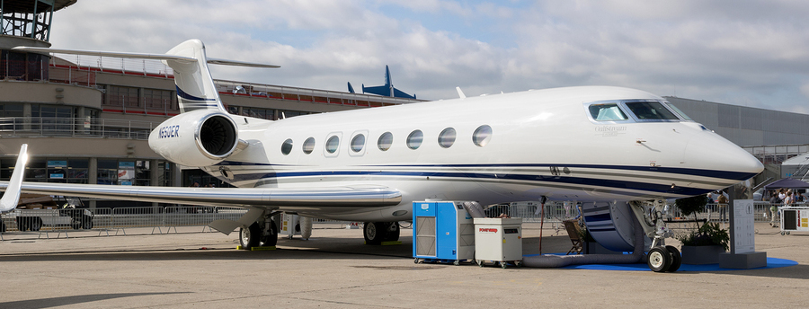 Private Jet Spotlight: The Gulfstream G650