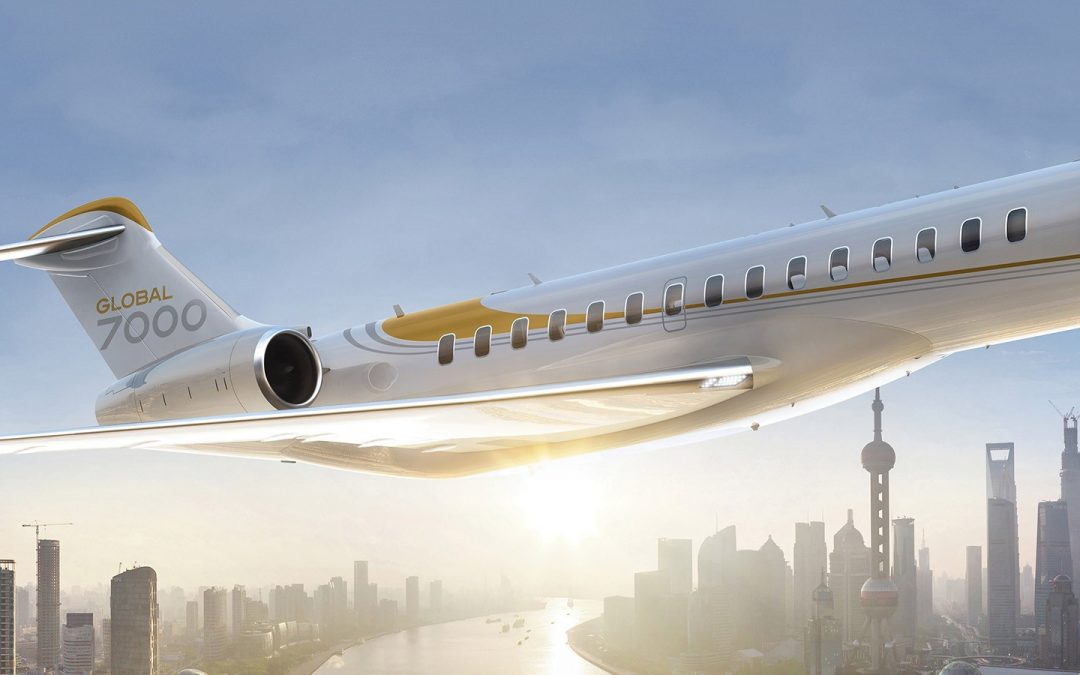 Jet Spotlight: Bombardier Global 7000