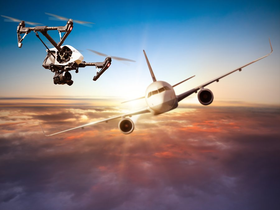 Do Drones Pose a Serious Threat to Private Jet Travelers?