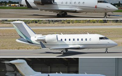 Jet Spotlight: Bombardier Challenger Series