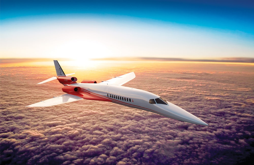 AS2: How Close Are We to a Supersonic Business Jet?