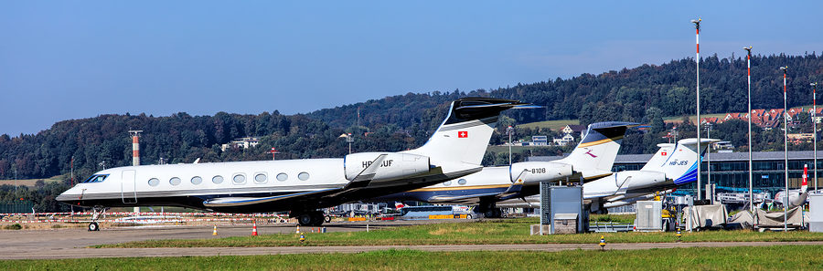 Jet Spotlight: Gulfstream Private Aircraft