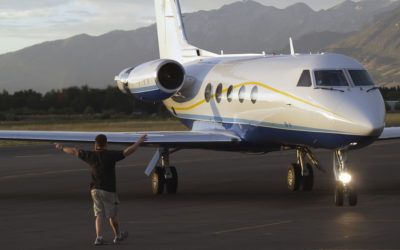 Acquiring or Selling a Private Jet? Get to Know the Business Jet Market