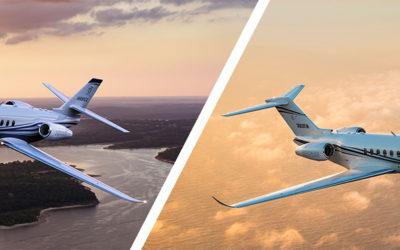 Cessna Steps Into the Spotlight with Citation Latitude and Longitude