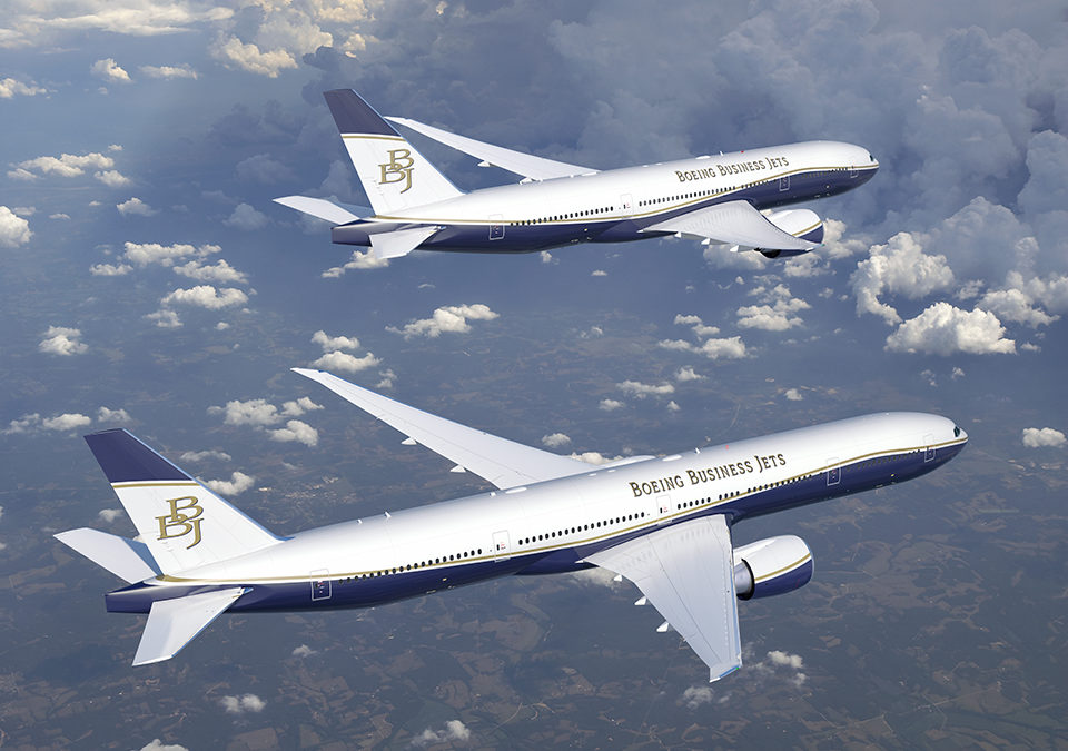 Private Aircraft Spotlight: Boeing Business Jets