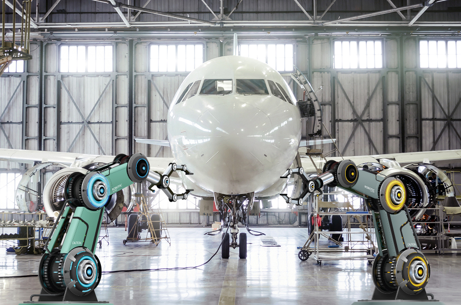 Jet Maintenance Robots: Shaping the Future of BizAv Compliance and Safety?