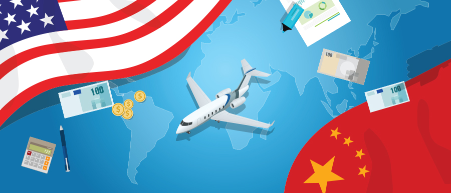 How Are Tariffs Affecting the U.S. Private Jet Industry and China's Burgeoning BizAv Market?