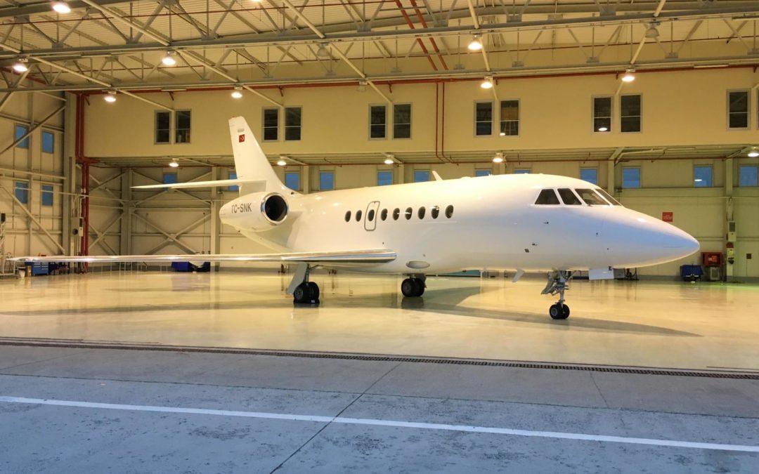 2006 Dassault Falcon 2000