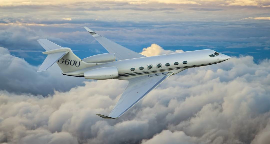 Gulfstream's G600 Nears FAA Certification