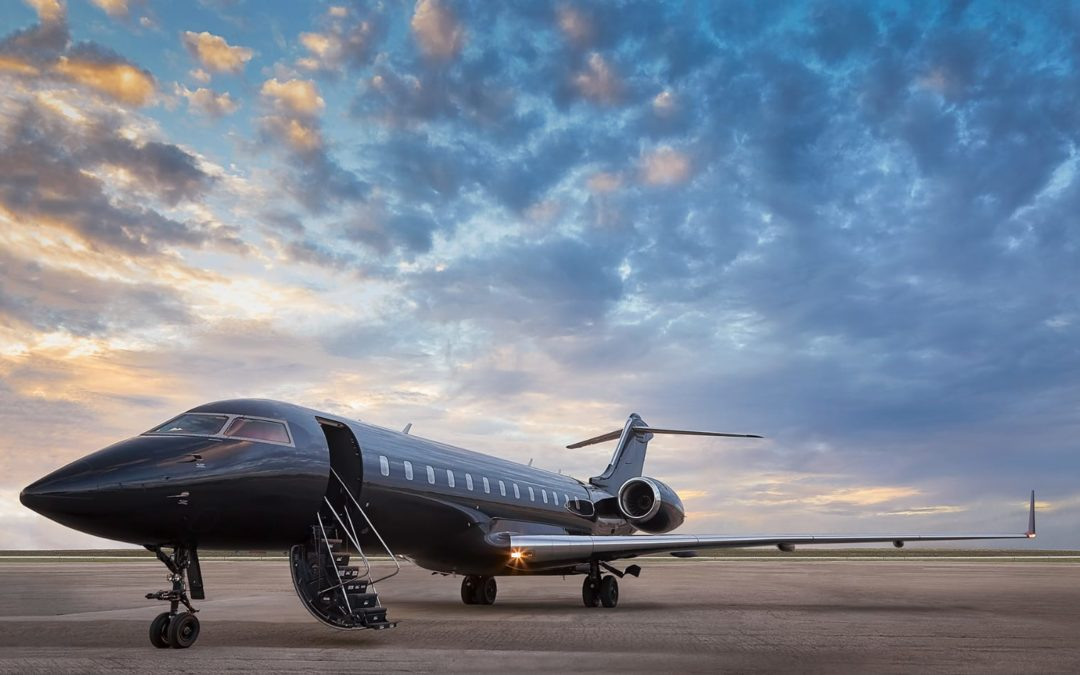 2000 Bombardier Global Express