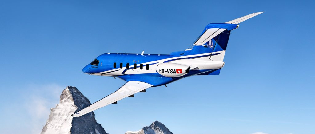 Pilatus Aircraft PC 24