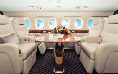 5 Top Amenities Private Jet Owners Want