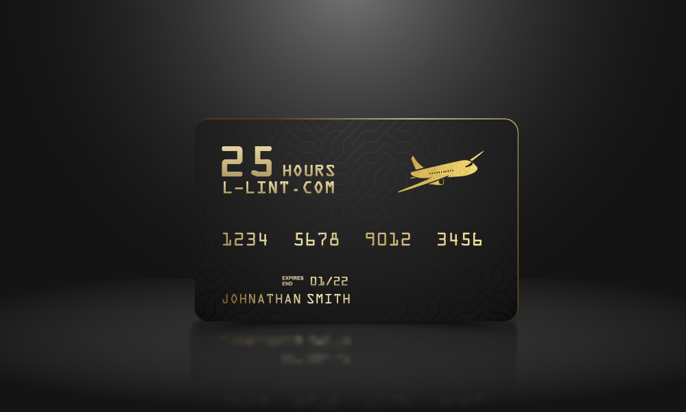 Custom Jet Cards Are Here, and They're Taking Private Aviation by Storm