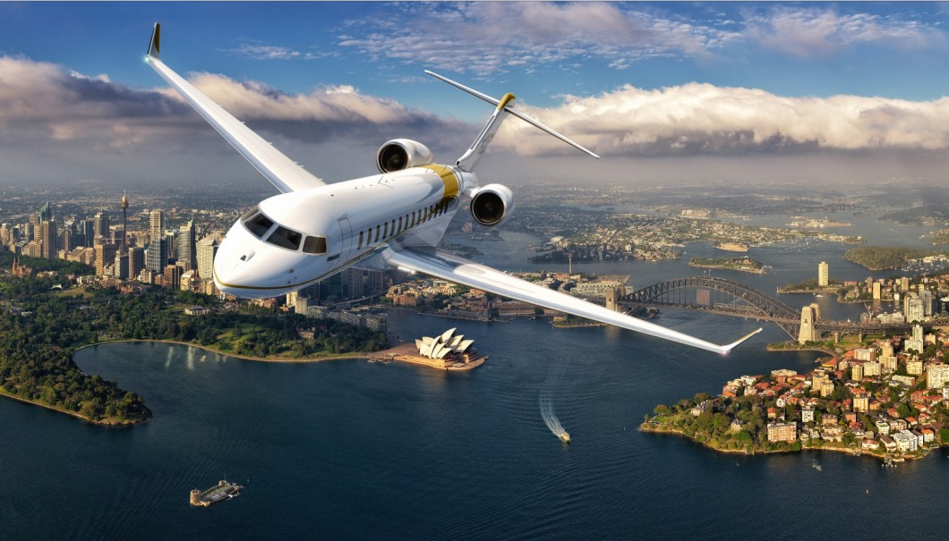 Bombardier's New Global 7500 is a Record-Setter