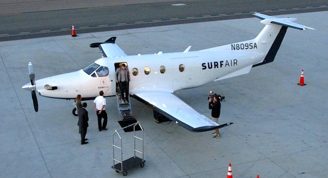 The Future of Private Aviation? Surf Air Is On-Demand, Ready to Fly for a Flat Rate