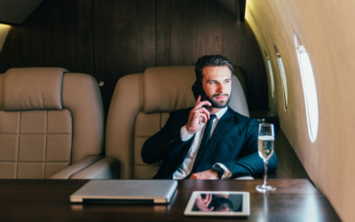 Choosing Private Charters vs. First Class