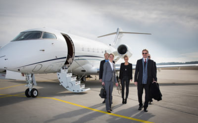 Why Are Private Jets Essential for Business Travel?