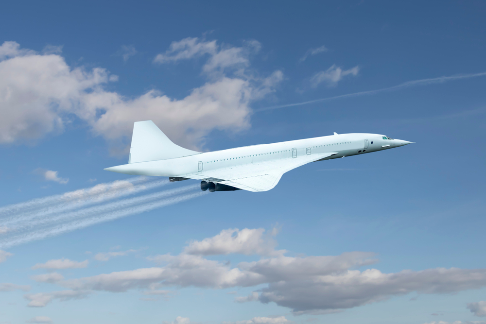 Is the Supersonic Flight Making a Comeback in BizAv?