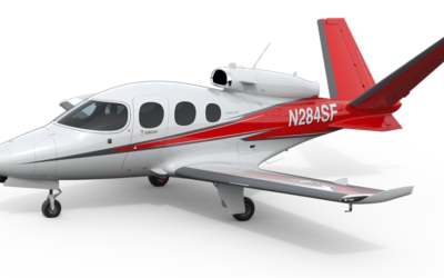 The Cirrus SF50 Returns to the Skies