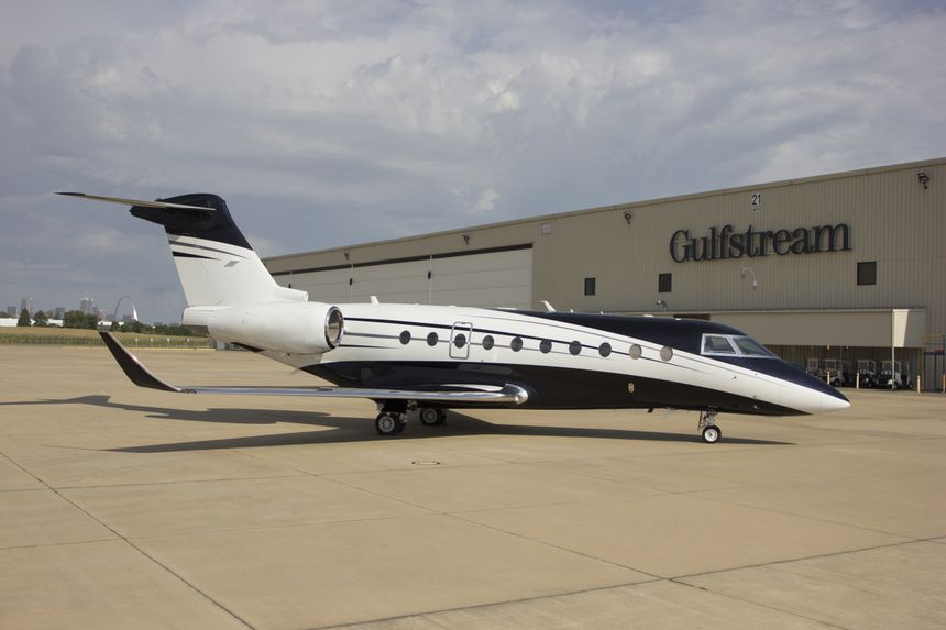 A Look at Gulfstream's Growing Focus on MRO