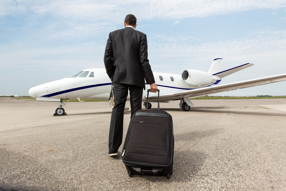 Why Do CEOs Need Private Jets?