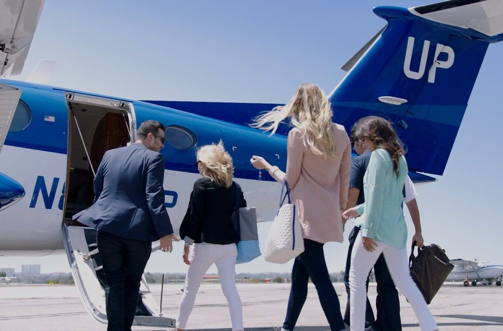 Delta Partners with Wheels Up. Is the Democratization of Private Aviation Coming?