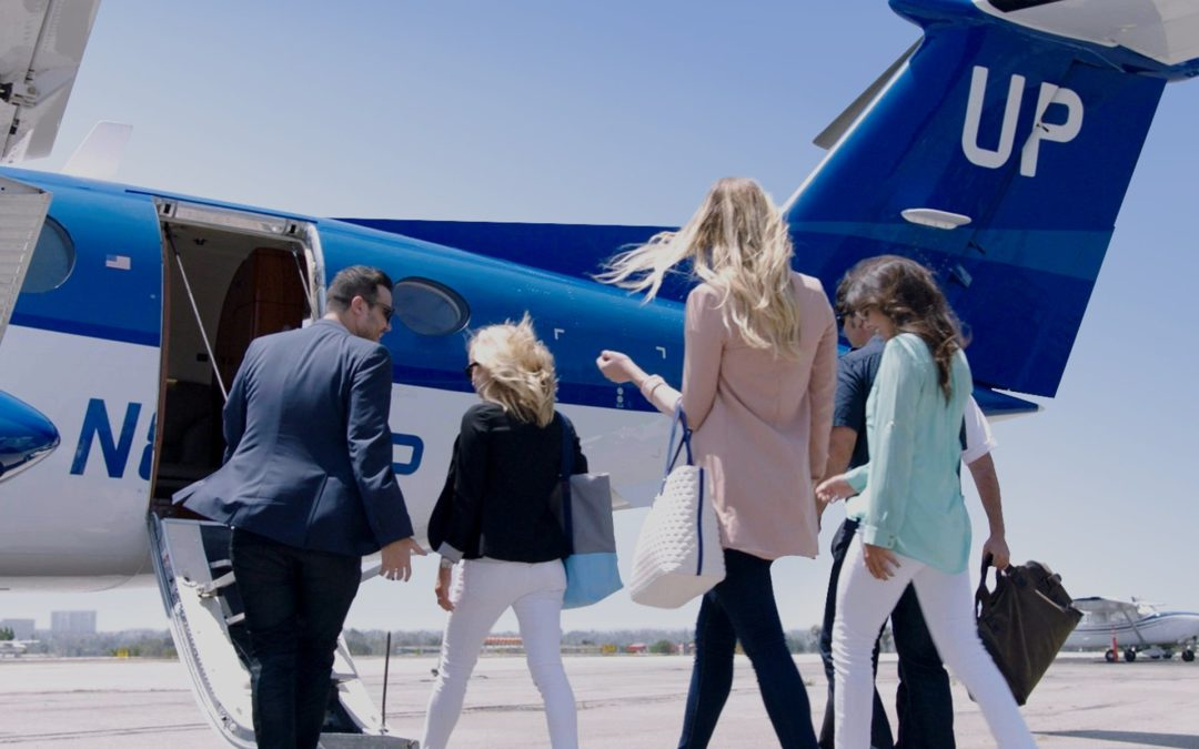 Consolidation Comes to Private Aviation Once Again as Wheels Up Acquires Gama Aviation
