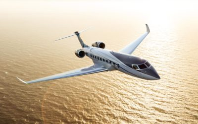 The Gulfstream G700 Officially Begins Flight Testing