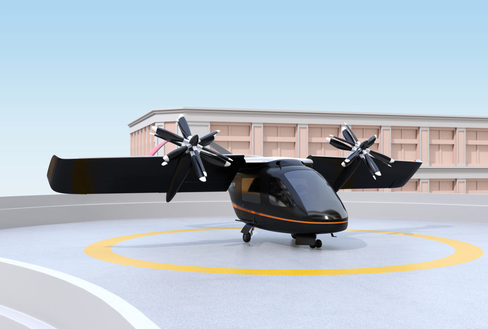 Will Personal VTOL Craft Pave the Way for Intrastate Air Commute?