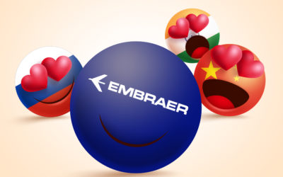 Embraer Isn't Having Trouble Finding Suitors After Failed Boeing Deal