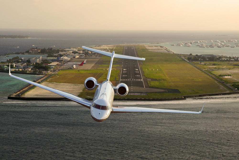 Lingering Fears Over Coronavirus Push Private Jets Back into the Skies