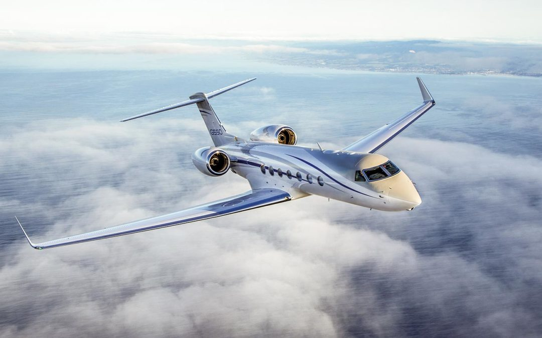 Gulfstream's G550 is Officially Out of Production