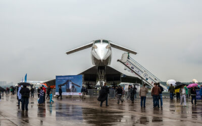 Tensions Flair as Supersonic Jet Regulations Begin to Take Shape